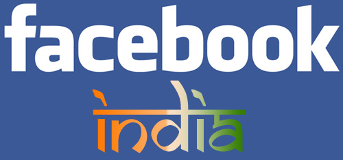 Facebook Has 25 Million Users in India Officially | Frip.in