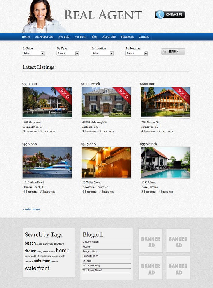 WordPress-Real-Agent-Real-Estate-Theme