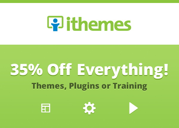 iTheme 35 % off on theme,plugins and training