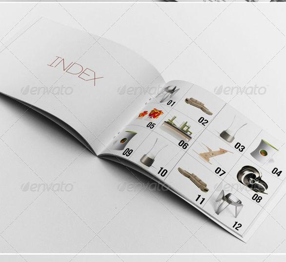 A5 Brochure corporate