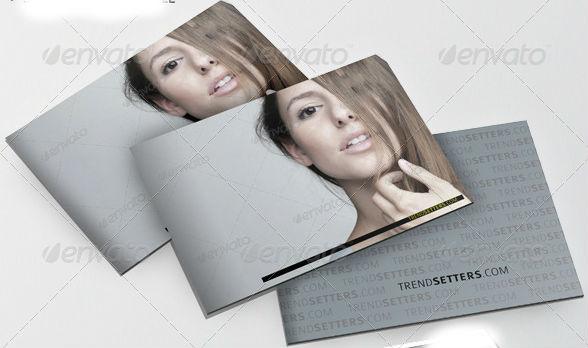 A5 Trend Brochure