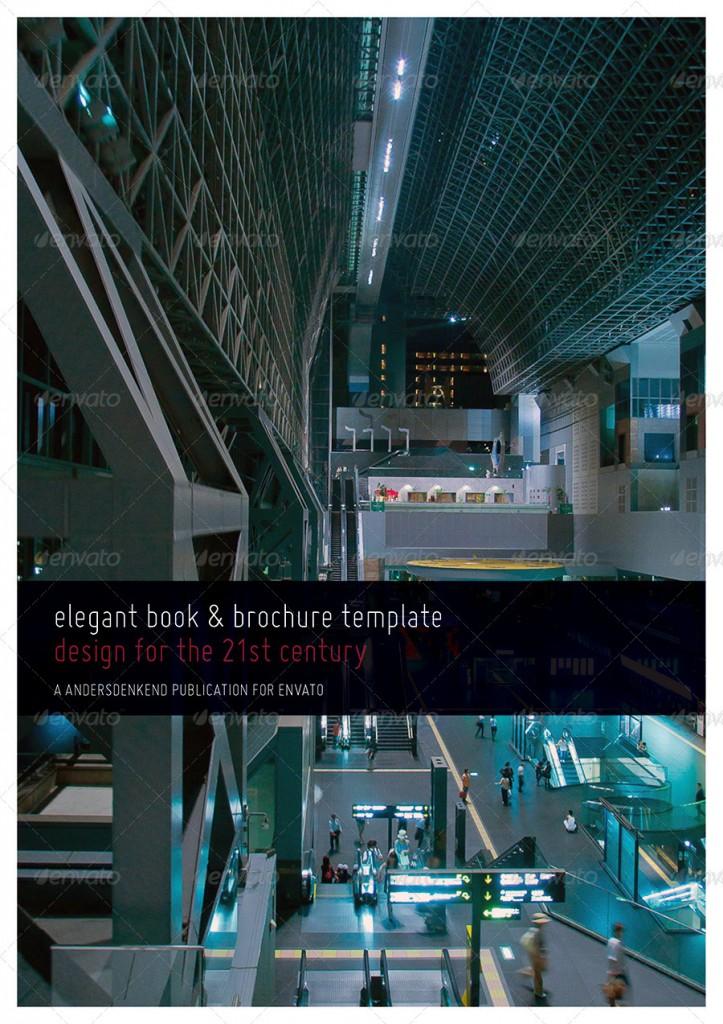Book & Brochure - Elegant Series Vol.1