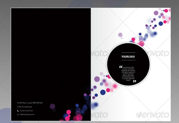 Creative Brochure A4