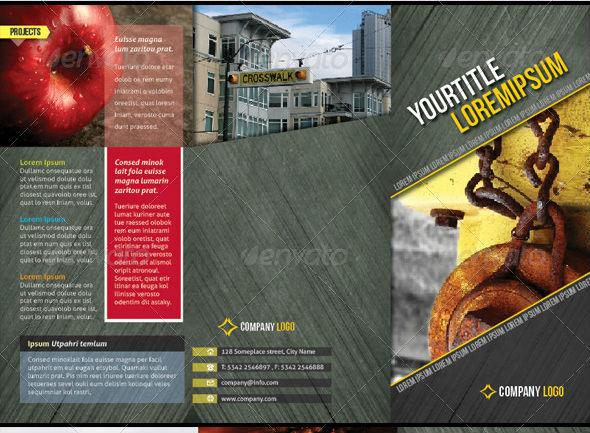 Modern-A4-tri-fold-brochure