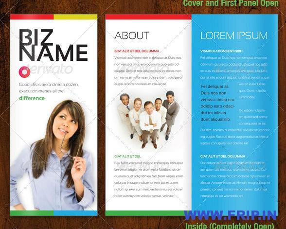 Simply Premium 5 Tri Fold Brochure