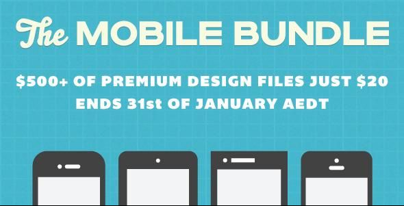 The Envato Mobile Bundle 2013