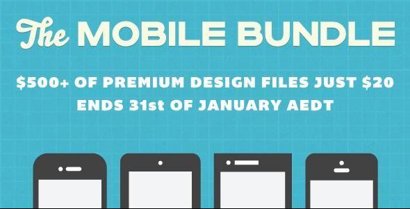 The Envato Mobile Bundle 2013