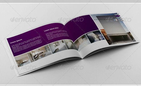 a5 booklet catalogue
