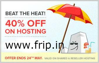 bigrock 40 % discount
