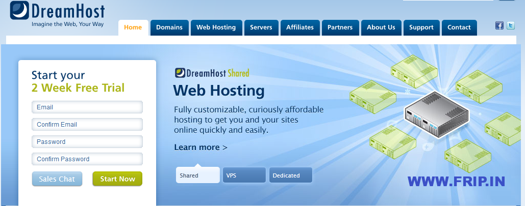 dreamhost hosting and coupon code