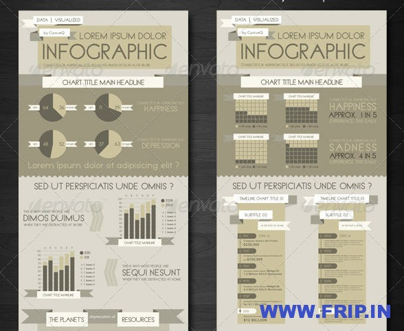 Infographic Templates And Charts