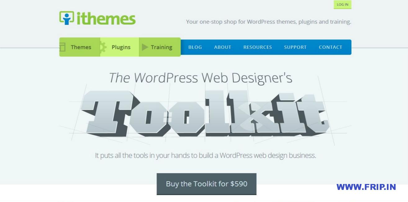 ithemes wordpress web designer toolkit coupon code