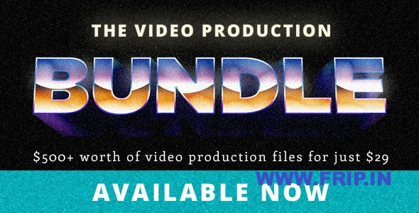 the video production bundle
