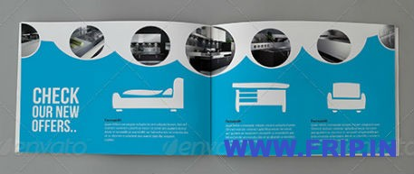 A5 Booklet Catalogue