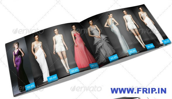A5 Fashion Catalog