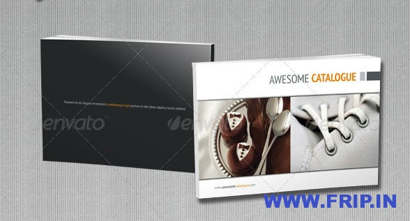 Awesome Design CatalogueBrochure