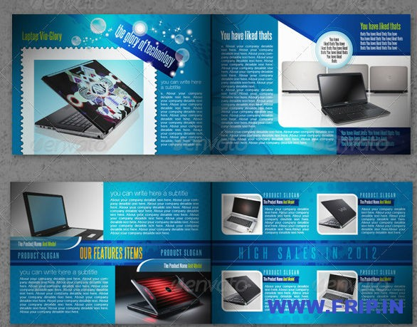 Corporate Product Catalogue
