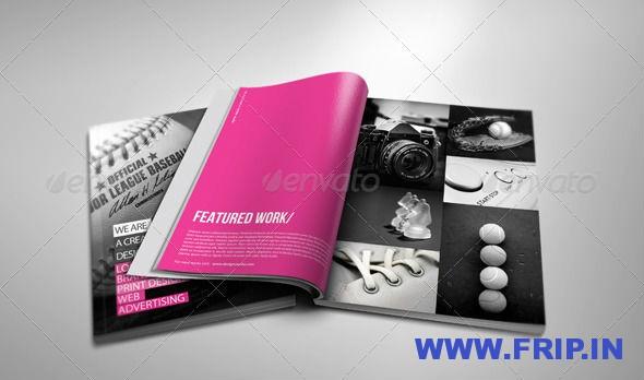 Creative CatalogueBrochure