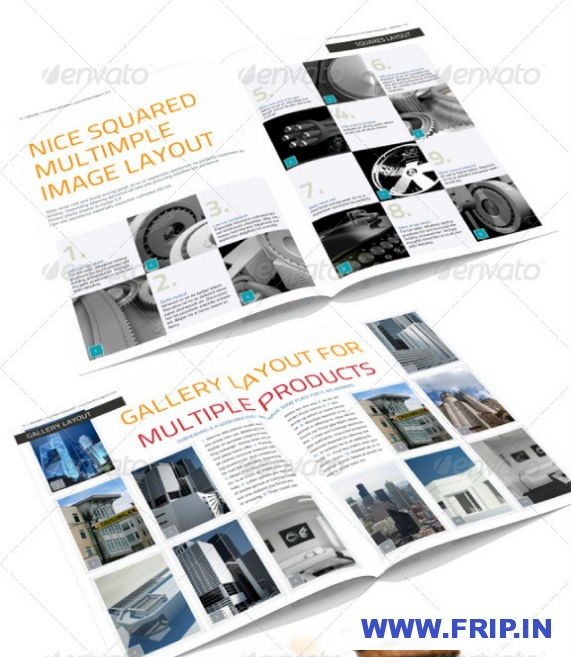 Flexible Product Catalog With Images