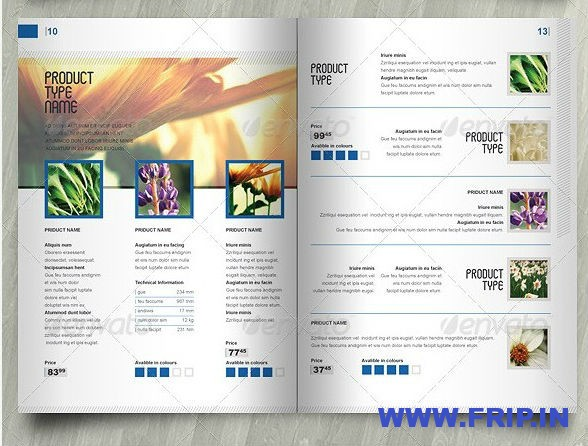 Flexible Product Catalog