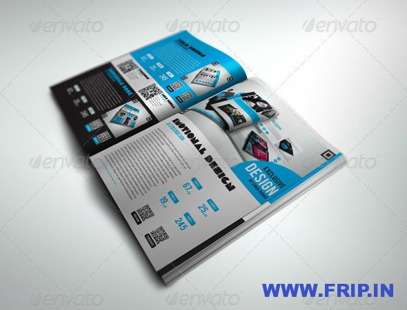 QR Flexible Product Catalog Premium