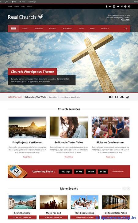 Real-Church-Responsive-WordPress-Theme