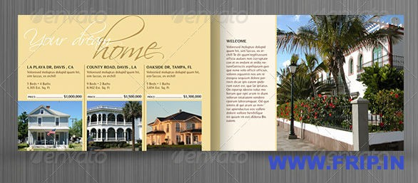 Real Estate CatalogBrochure