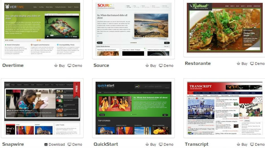 gabfire wordpress theme giveaway