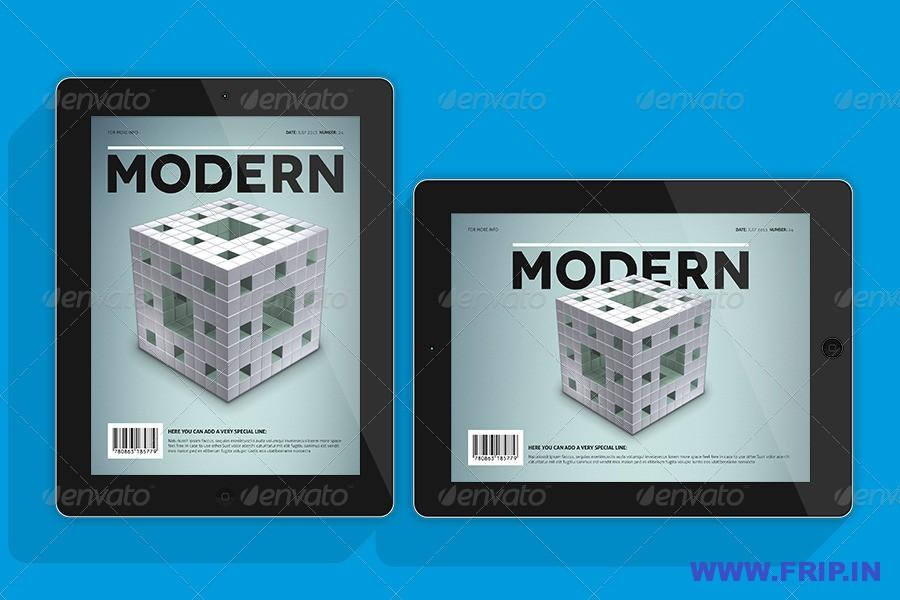 Design MGZ 5 For Tablet