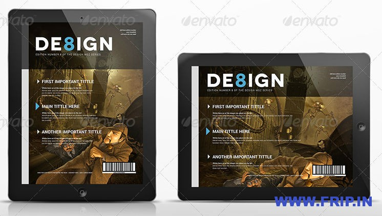 Design MGZ 8 For Tablet