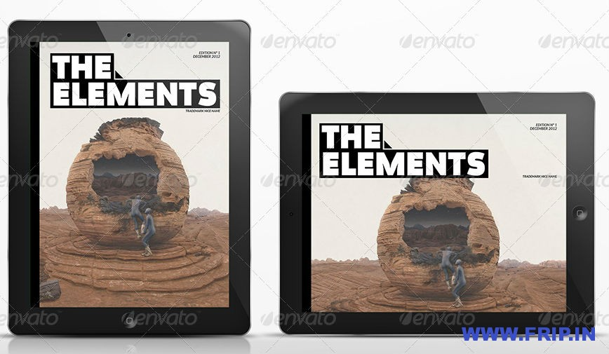 The Elements Tablet MGZ