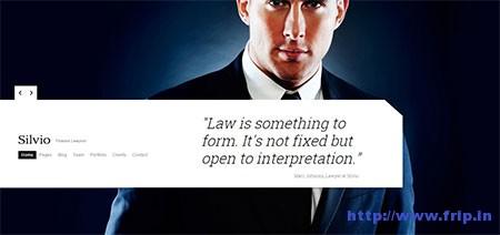 Silvio-Lawyer-Business-WordPress-Theme