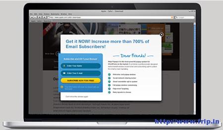 Ninja-Popup-WordPress-Plugin