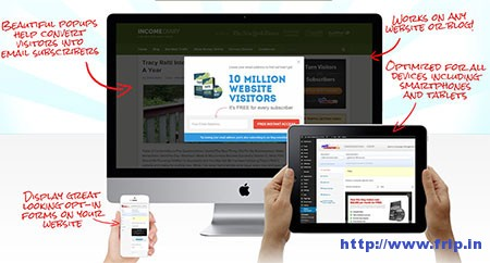 Popup-Domination wordpress plugin