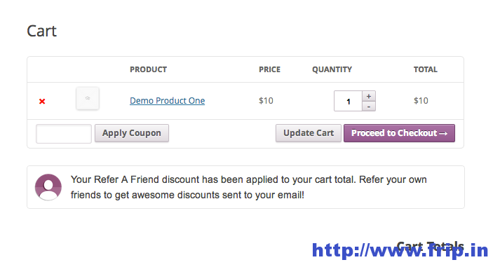 Refer A Friend For WooCommerce