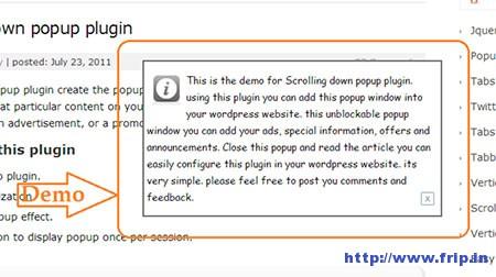 Scrolling-Down-Popup-Plugin