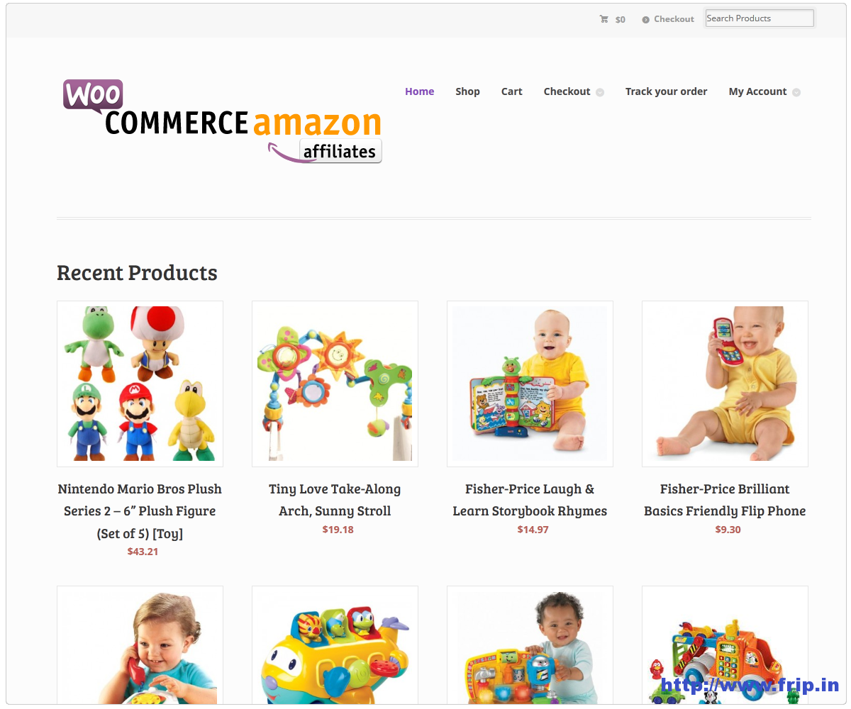 WooCommerce Amazon Affiliate WP Plugin