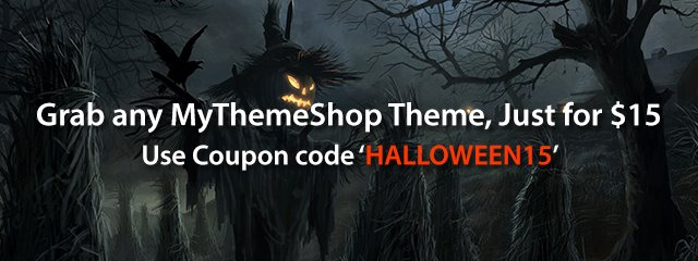 mythemeshop halloween discount