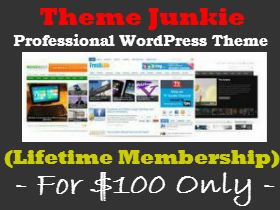 theme junkie lifetime membership