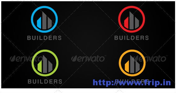 Builder Logo Template
