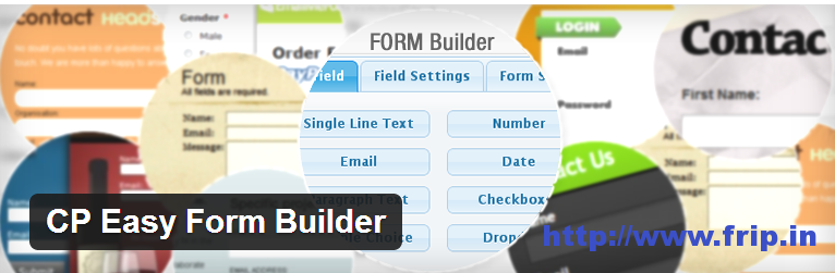 CP Easy Form Builder