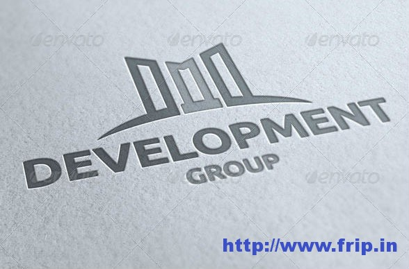 Development Group Logo Template