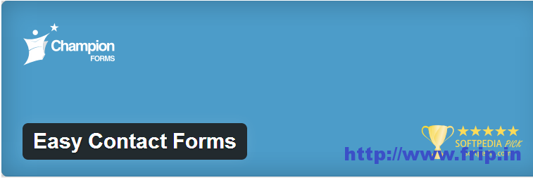 Easy Contact Forms Plugin