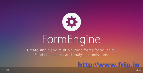Form Engine WordPress Contact Form