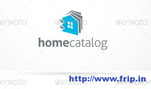 HomeCatalog Logo Template