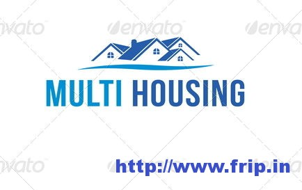 Multi Housing Logo Template