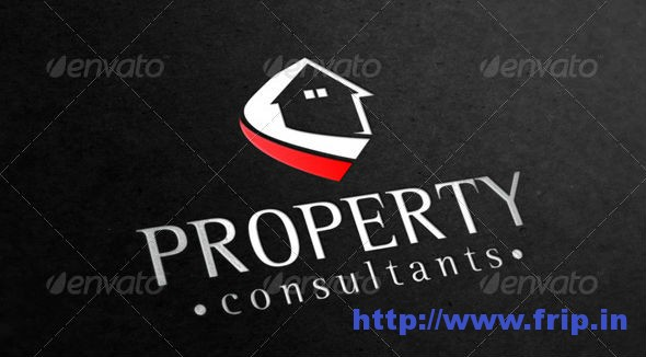 Property Consultants Logo Template