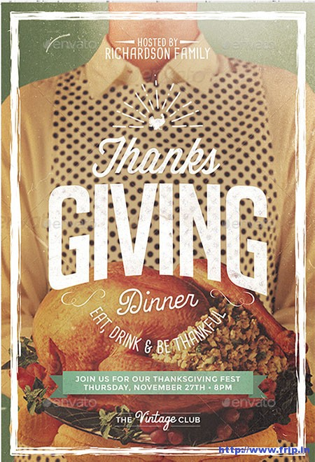 Thanksgiving-Day-Flyer-Template