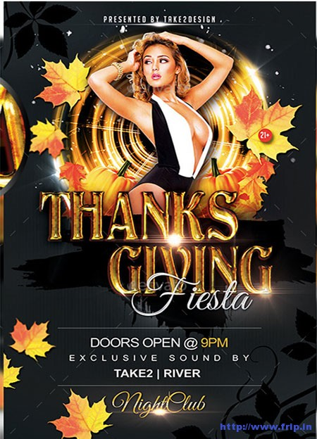 Thanksgiving-Fiesta-Flyer