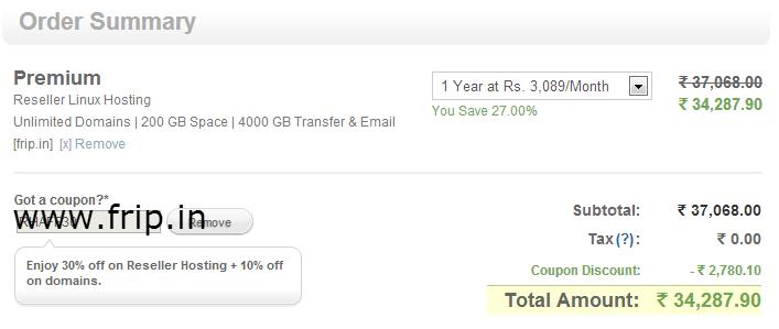 bigrock web hosting coupon codes